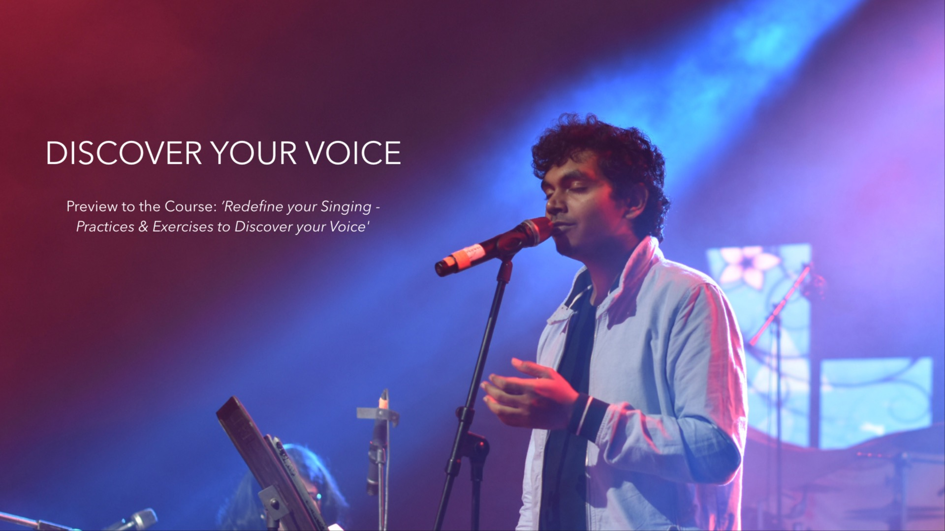 Discover Your Voice