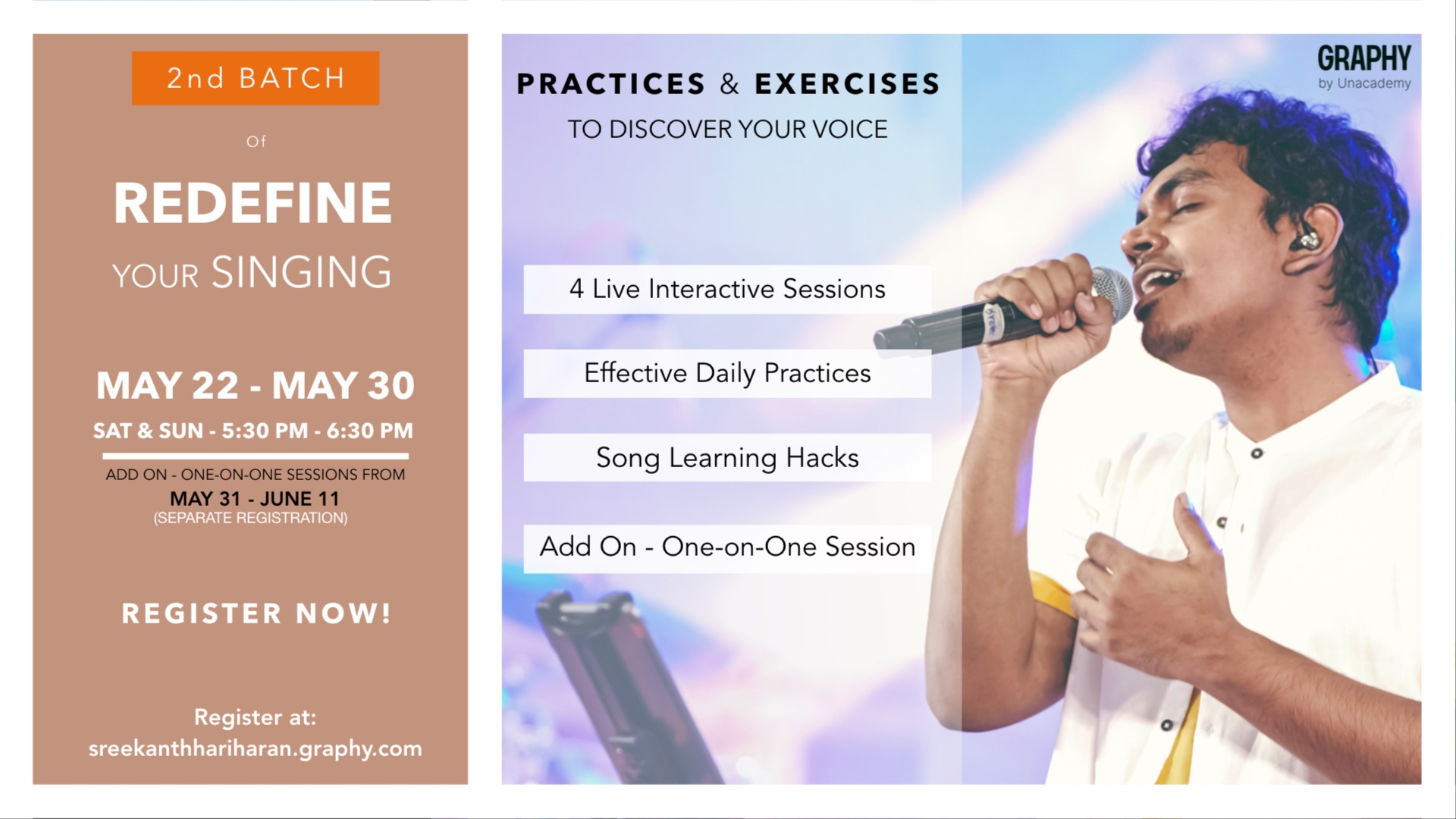 Redefine your Singing - Practices & Exercises to Discover your Voice (2)