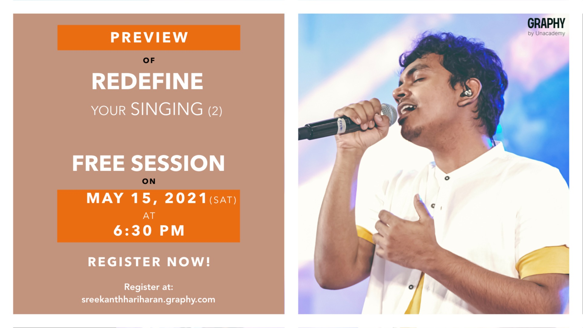 Redefine your Singing - Preview