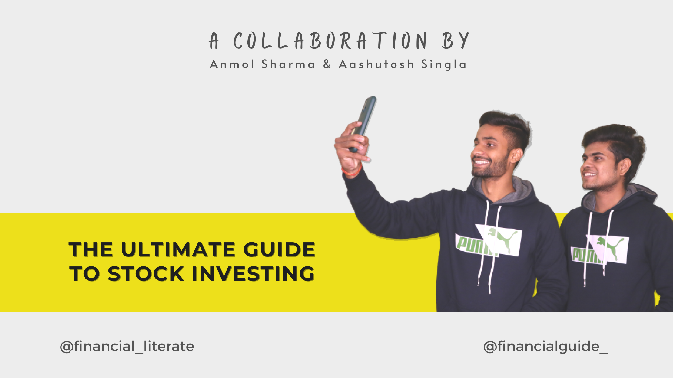 The Ultimate Guide to Stock Investing