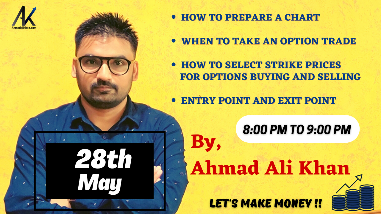 Chart Preparation and Options trading.