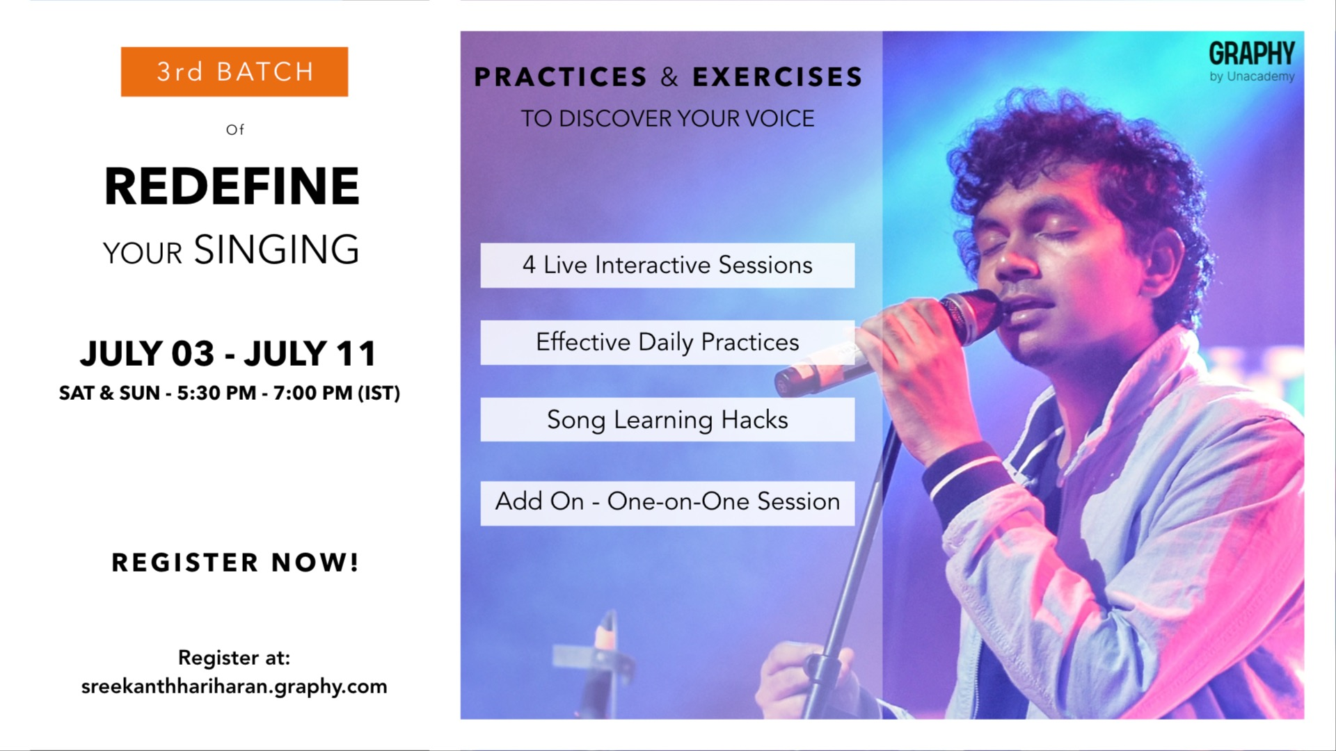 Redefine your Singing - Practices & Exercises to Discover your Voice (3)