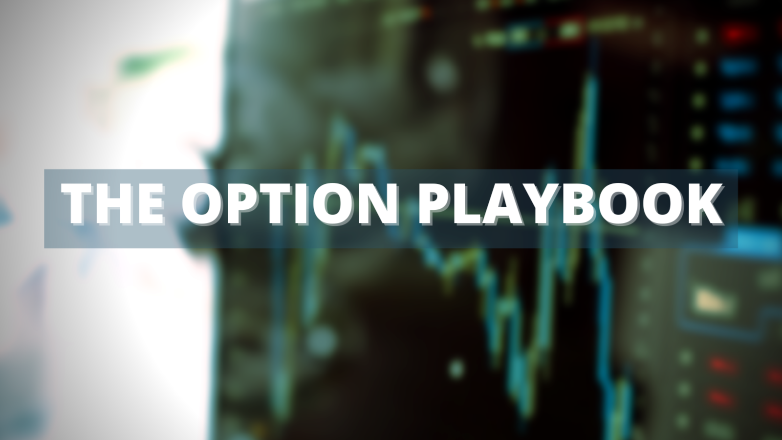 The Option Trading Playbook