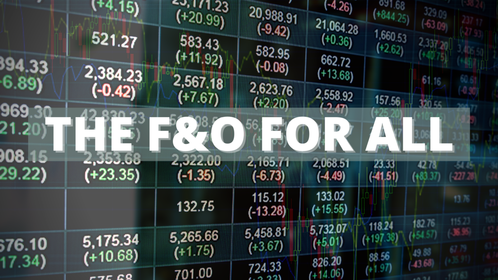 Future and Option trading with small capital