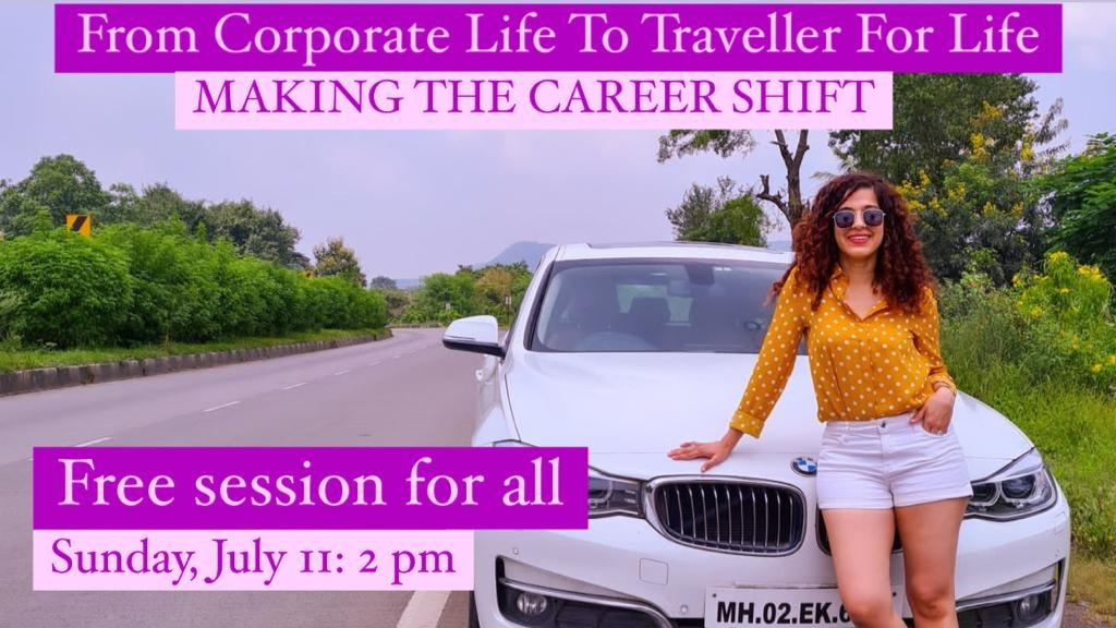 Free Session: Making The Career Shift!