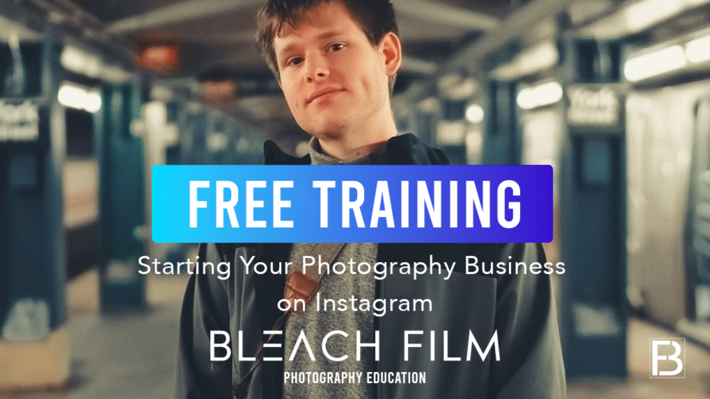 Growing Your Photography Business on Instagram