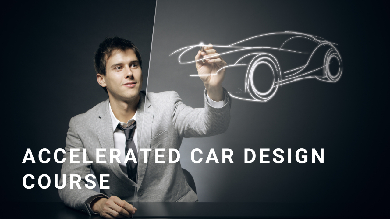 ACDC ( Accelerated Car Sketching and Design Course)