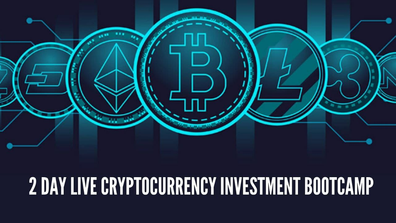 Cryptocurrency Investment Bootcamp