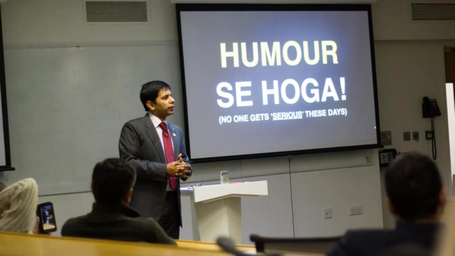 Ace your Public Speaking & Communication Game with Akash Banerjee