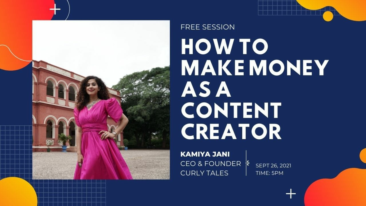 How To Make Money As A Content Creator?