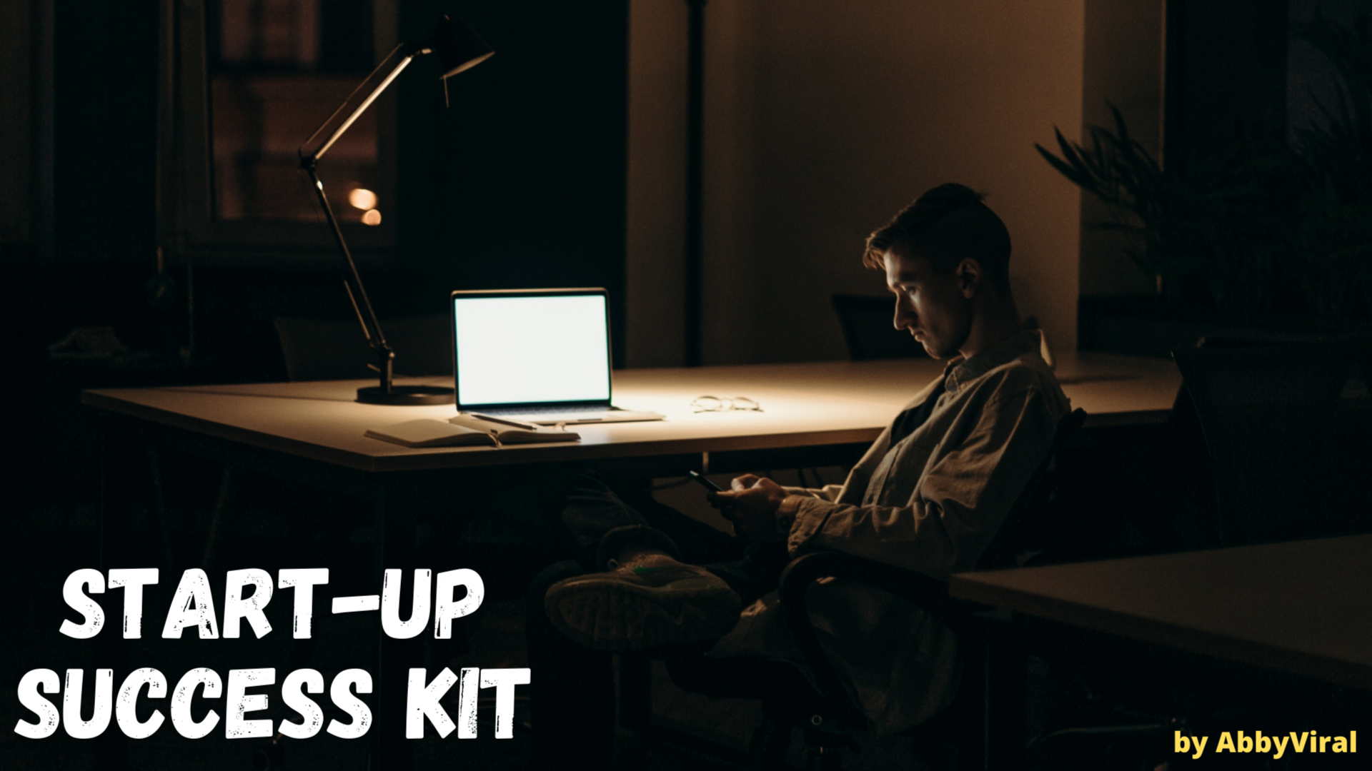 Startup Success Kit By AbbyViral